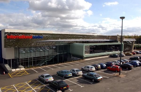 英国特尔福德国际中心Telford International Center