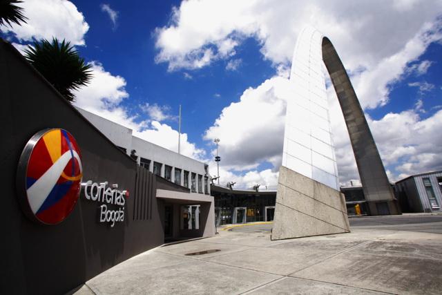 哥伦比亚波哥大Corferias展览中心Corferias Bogota