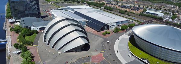 英国苏格兰活动中心Scottish Event Campus SEC