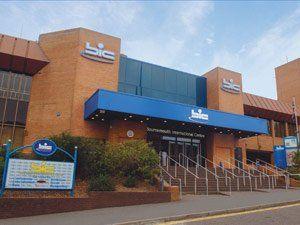 英国伯恩茅斯国际中心Bournemouth International Centre
