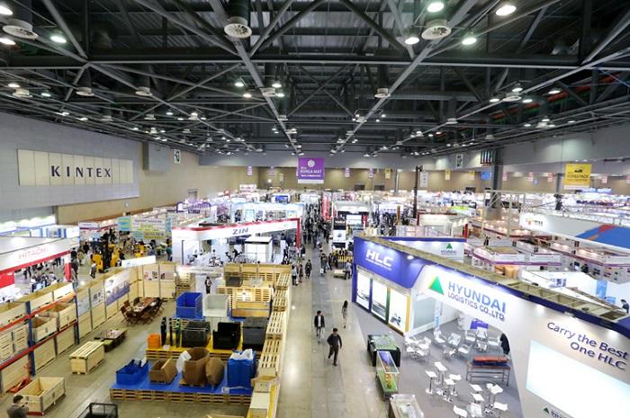 韩国首尔国际物料搬运及物流展览会KOREAMAT