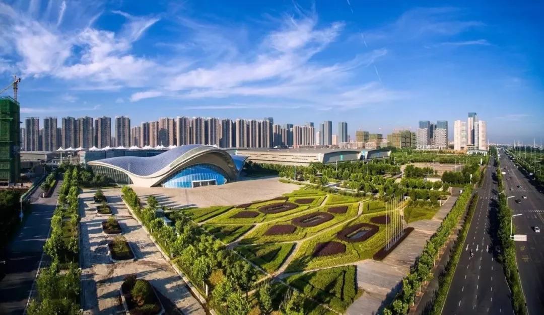 安徽合肥滨湖国际会展中心