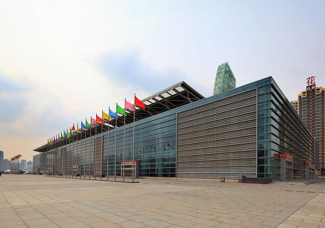 甘肃国际会展中心Gansu International conference & exhibition center