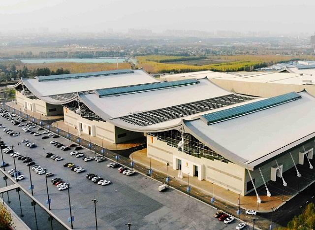 河北石家庄国际会展中心Hebei International Convention & Exhibition Center