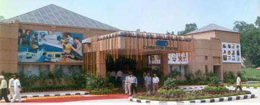 印度新德里NSIC展馆