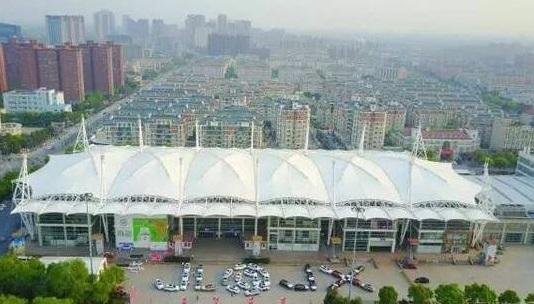 嘉兴国际会展中心Jiaxin International Convention and Exhibition Center