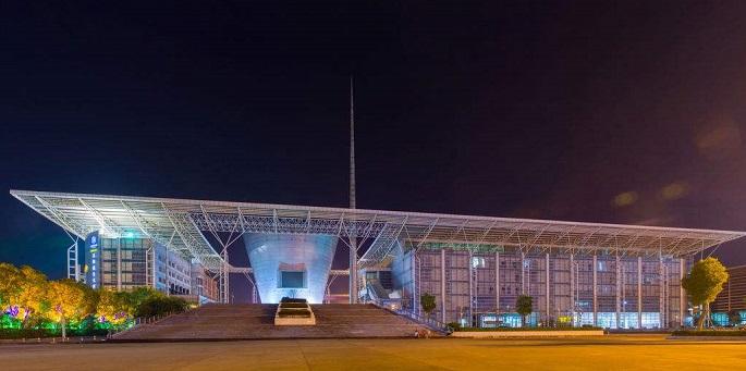 温州国际会议展览中心Wenzhou international convention & exhibition center