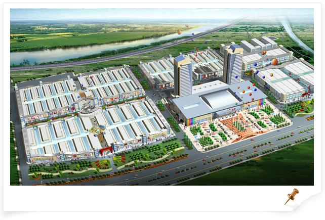 中国纺织采购博览城国际会展中心
