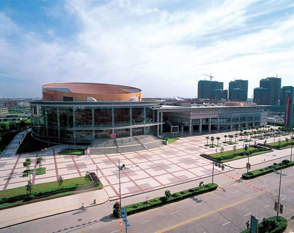 中国嘉兴.桐乡市科技会展中心