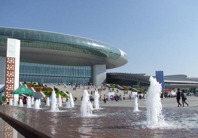 新疆国际会展中心Xin jiang international & exhibition center