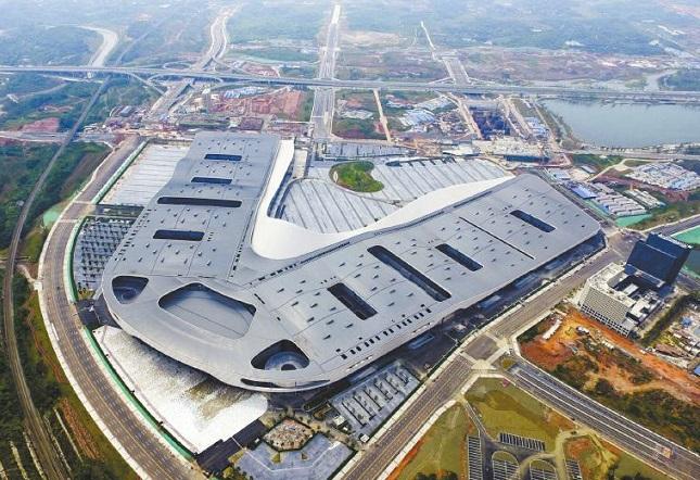 中国西部国际博览城(四川成都)