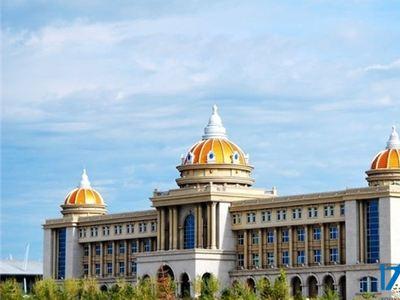 满洲里国际会展中心Manchuria International Convention and Ex