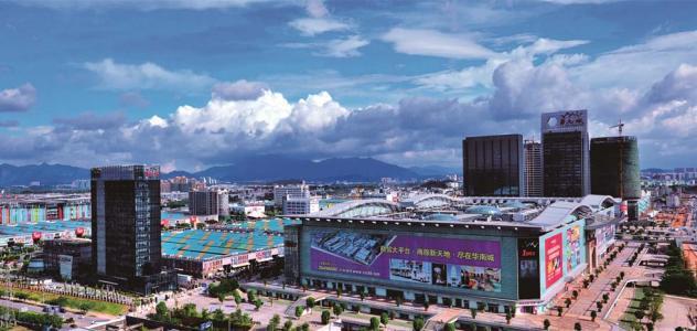 深圳华南城国际会展中心CSC_EXPO