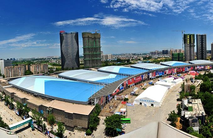 成都世纪新城国际会展中心Chengdu Century City New International