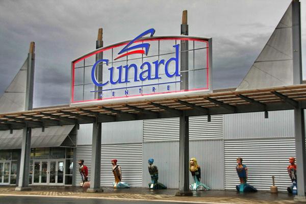 加拿大哈利法克斯库纳德中心Cunard Center