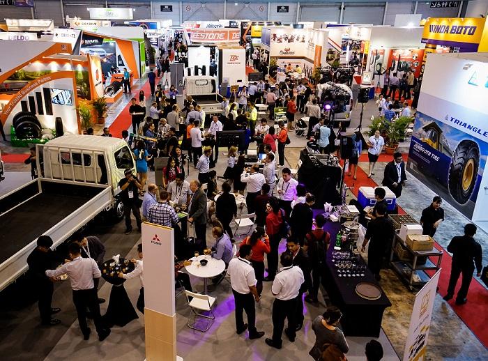 南非约翰内斯堡国际轮胎贸易及售后设备展览会TyrexpoAfrica