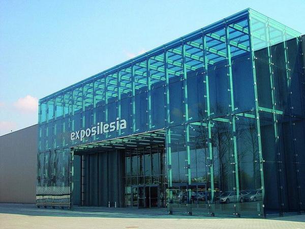 波兰索斯诺维茨西里西亚国际展览中心expo silesia
