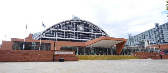 英国曼彻斯特中央会议中心