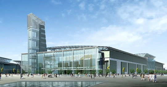 苏州国际博览中心(苏州展览中心)