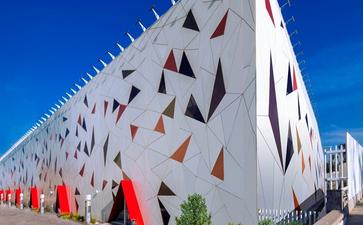 墨西哥普埃布拉国际会展中心Exhibitor Center Puebla