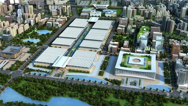 西安丝绸之路国际会展中心