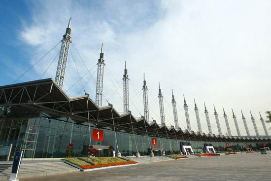 天津滨海国际会展中心BICEC