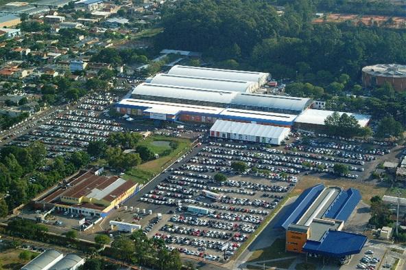 巴西Fenac展览场