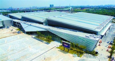 广东坦洲国际会展中心(GICEC)