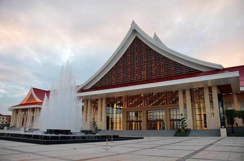 老挝国家会议中心Vientiane Laos