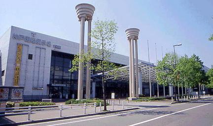 日本神户国际展览中心Kobe International Exhibition Hall