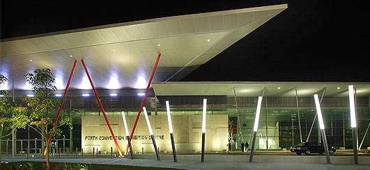 澳大利亚珀斯会展中心Perth Convention & Exhibition Centre