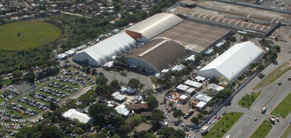 巴西维多利亚国际会展中心Carapina Centro de Eventos