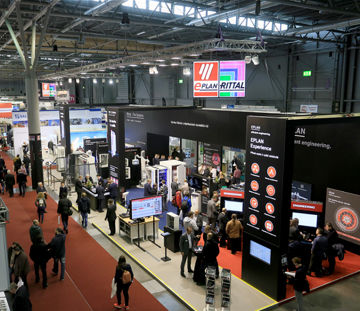 捷克布尔诺国际电子电工展览会AMPER