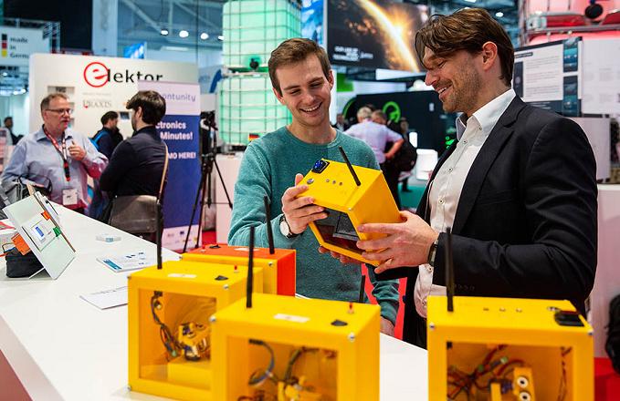 德国慕尼黑电子元器件展览会Electronica