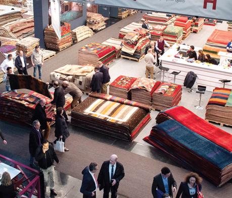 哈萨克斯坦阿拉木图国际家纺展览会CentralAsiaHomeTextile