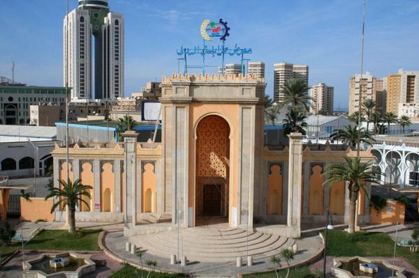 利比亚的黎波里国际展览中心Tripoli International Fairground