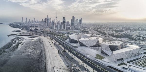 科威特谢赫贾比尔艾哈迈德文化中心Sheikh Jaber Al-Ahmad Cultural Centre
