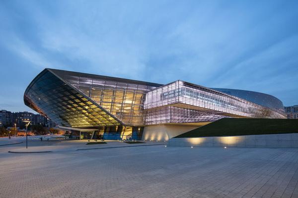 阿塞拜疆巴库会议中心Baku Convention Center