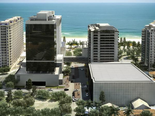 巴西温莎会展中心WECC