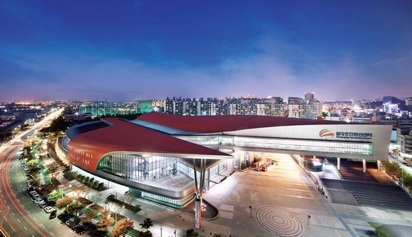 韩国金大中会议中心Kimdaejung Convention Center