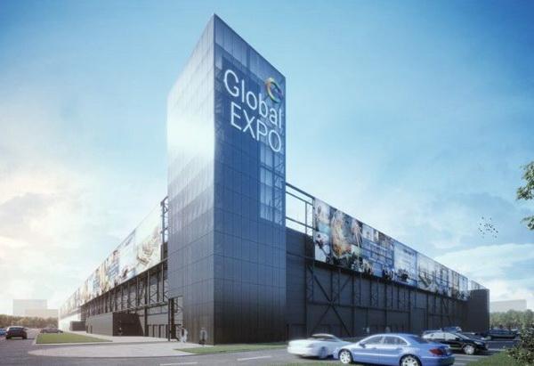 波兰华沙全球博览中心Global EXPO Centrum Targowo-Kongresowe