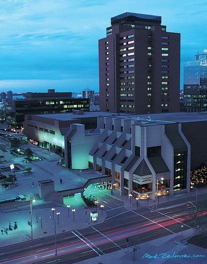 加拿大卡门汉密尔顿会议中心Hamilton Convention Centre by Carmen's
