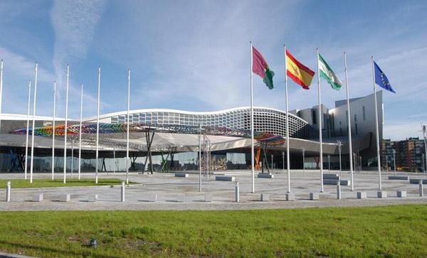 西班牙马拉加贸易展览会和会议中心Malaga FYCMA