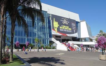 法国戛纳影节宫Cannes