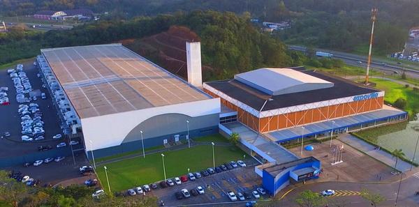 巴西Expoville会展中心Expoville Convention and Exhibition Center