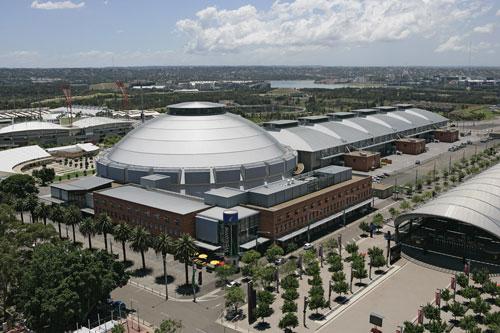 澳大利亚悉尼展览场(奥林匹克公园) Sydney Showground (Sydney Olympic Park)