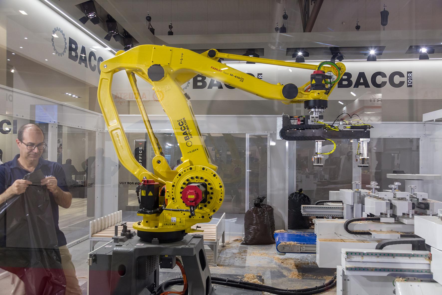 意大利米兰国际木工机械展览会XYLEXPOWOODWORKING