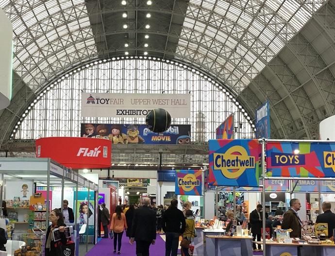 英国伦敦国际玩具展览会ToyFair