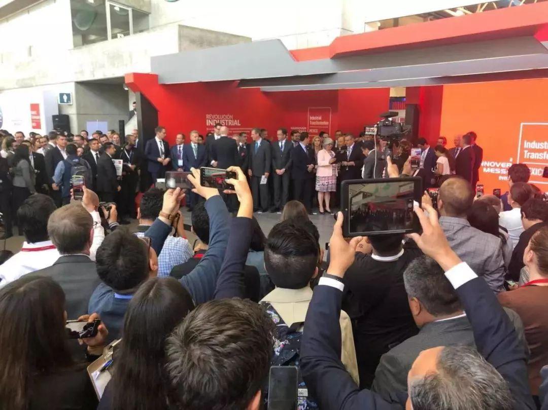 墨西哥国际工业展Industrial Transformation MEXICO