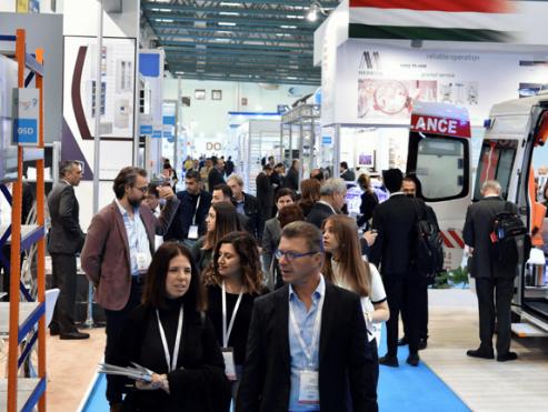 小博问展-2020土耳其国际工业博览会-展品范围